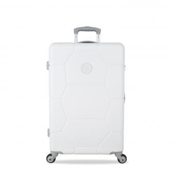 SuitSuit Caretta Trolley 65cm Spinner Shell White