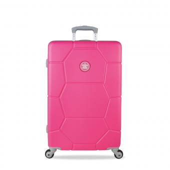 SuitSuit Caretta Trolley 65cm Spinner Shocking Pink