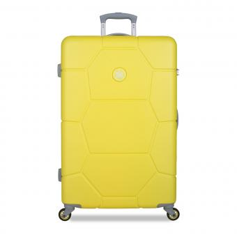 SuitSuit Caretta Trolley 76cm Spinner Blazing Yellow
