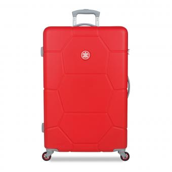 SuitSuit Caretta Trolley 76cm Spinner Fiery Red