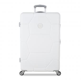 SuitSuit Caretta Trolley 76cm Spinner Shell White