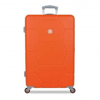 SuitSuit Caretta Trolley 76cm Spinner Popsicle Orange