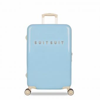 SuitSuit Fabulous Fifties Trolley 66 cm Spinner Baby Blue