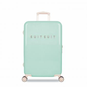 SuitSuit Fabulous Fifties Trolley 66 cm Spinner Luminous Mint