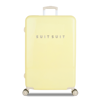 SuitSuit Fabulous Fifties Trolley 77 cm Spinner Mango Cream