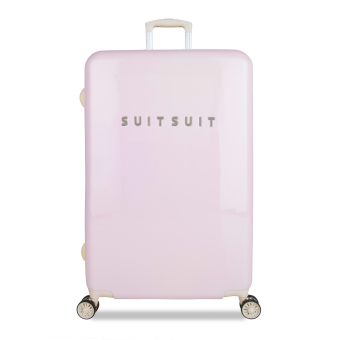 SuitSuit Fabulous Fifties Trolley 77 cm Spinner Pink Dust