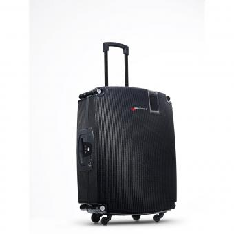 SwissLuggage SL Carbon Collection Trolley 67cm Black
