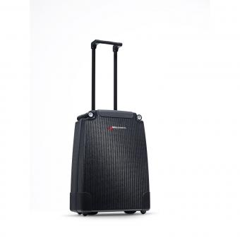 SwissLuggage SL Carbon Collection Trolley 55cm Black