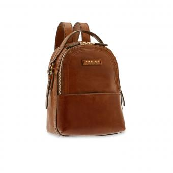 The Bridge Pearldistrict Rucksack Braun