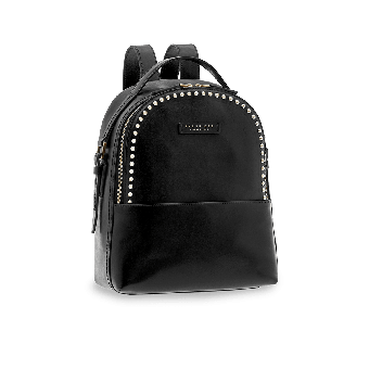 The Bridge Rock Rucksack Schwarz