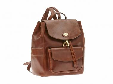 The Bridge Story Donna Rucksack 26 cm Braun