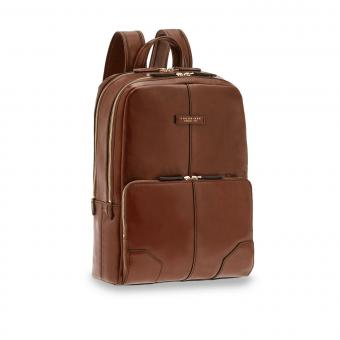 The Bridge Vespucci Leder-Rucksack 40cm