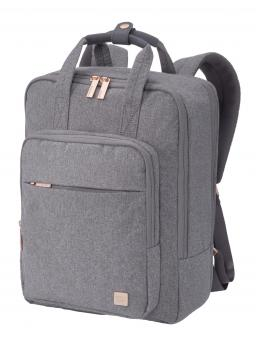 "Titan Barbara Backpack mit Laptopfach 14"" Grey"