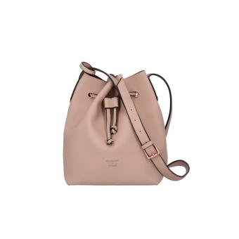 Titan Barbara Pure Bucket Bag 22cm Rose
