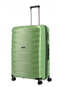 Titan Highlight Trolley L 4 Rollen Green Metallic