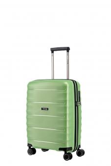 Titan Highlight Trolley S 4 Rollen Green Metallic