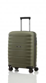 Titan Highlight Trolley S 4 Rollen Khaki