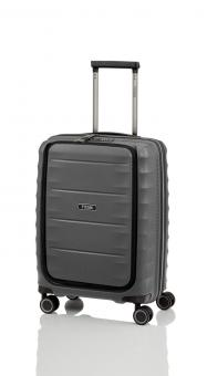 Titan Highlight Trolley S 4 Rollen mit Vortasche Anthracite