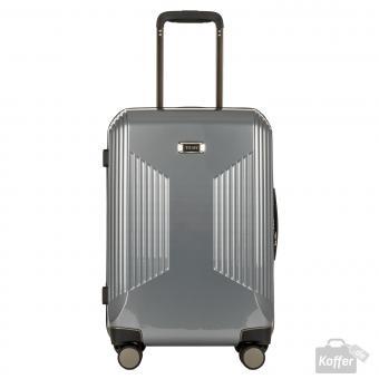 Titan Juno Trolley S 4 Rollen Silver