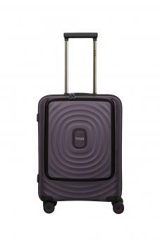 Titan Looping Trolley S 4 Rollen mit Vortasche Purple