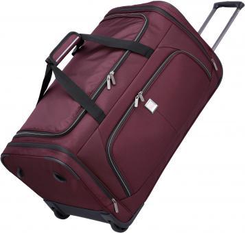 Titan Nonstop Trolley Travelbag 2w Merlot