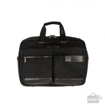 Titan Power Pack Laptop Bag Exp. Black