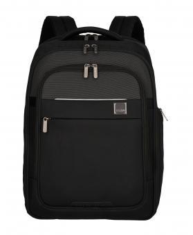"""Titan Prime Laptop-Rucksack 15"""" Black"""