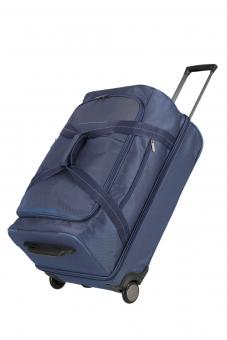 Titan Prime Travelbag L, Reisetasche 2 Rollen Navy