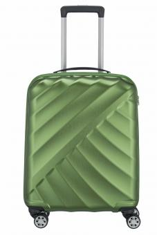 Titan Shooting Star Trolley S 4R 55cm green