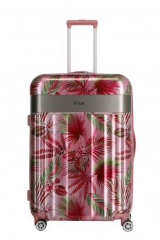 Titan Spotlight Flower Trolley L Pink Hawaii