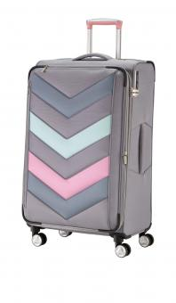 Titan Spotlight Soft Trolley L erweiterbar grey/sorbet
