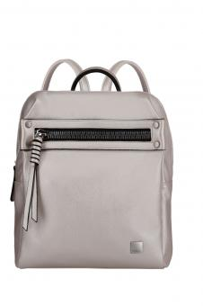 Titan Spotlight Zip *Follow your Dreams* Rucksack Metallic Pearl