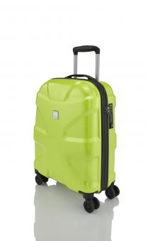 Titan X2 Trolley S 4 Rollen Lime Green