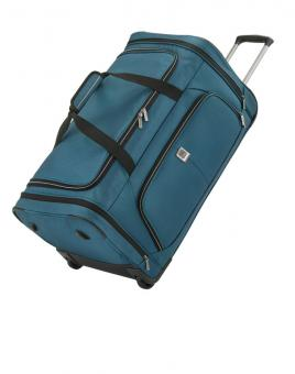 Titan Nonstop 2017 Trolley Travelbag 2w Petrol
