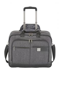 Titan Power Pack 2 Rad Business Wheeler Mixed Grey