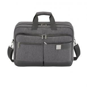 Titan Power Pack Laptop Bag Exp. Mixed Grey