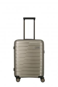 Travelite Air Base Trolley S 4-Rad Champagner