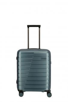 Travelite Air Base Trolley S 4-Rad Eisblau