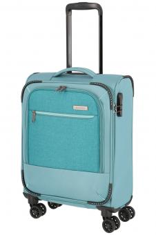 Travelite Arona 4 Rad Trolley S Aqua