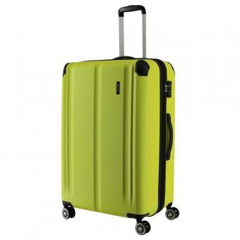 Travelite City Trolley L 4R 77cm erweiterbar Limone