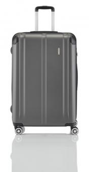 Travelite City Trolley L 4R 77cm erweiterbar anthrazit