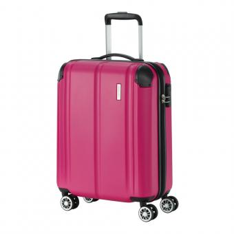 Travelite City Trolley S 4R 55cm beere