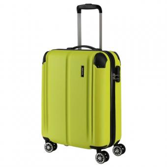 Travelite City Trolley S 4R 55cm Limone