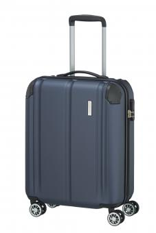 Travelite City Trolley S 4R 55cm marine