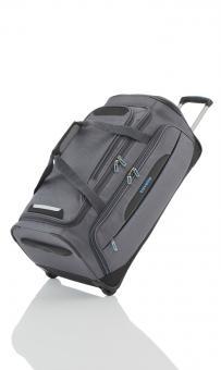 Travelite Crosslite 4.0 Rollen-Reisetasche M 2w anthrazit