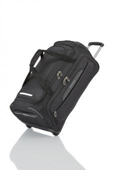 Travelite Crosslite 4.0 Rollen-Reisetasche M 2w schwarz