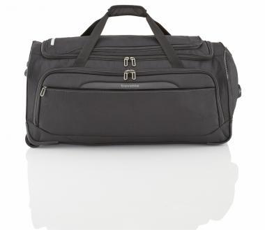 Travelite Crosslite 4.0 Rollen-Reisetasche L 2w schwarz