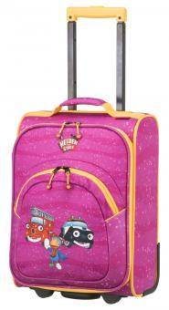 Travelite Helden der Stadt Trolley S 2R 43cm pink