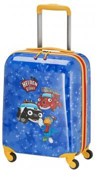 Travelite Helden der Stadt Trolley S 4R 47cm marine