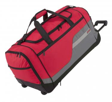 Travelite Kick-Off Trolley Reisetasche XL rot